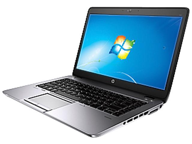 "HP EliteBook 745 G2 14"" LED Notebook - AMD A-Series A10 Pro-7350B Quad-core (4 Core) 2.10 GHz - Black, Silver"