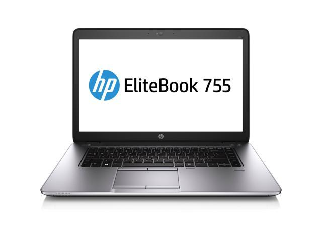 "HP EliteBook 755 G2 (J5N88UT#ABA) AMD A6 Pro-7050B 2.20 GHz 15.6"" Notebook Windows 7 Professional 64-Bit / Windows 8 Pro ..."