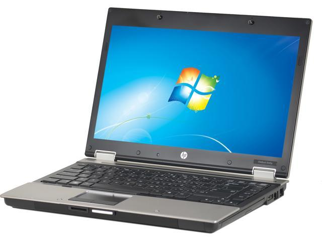 HP Laptop 8440P Intel Core i5 2.53 GHz 4 GB Memory 128 GB SSD 14.0