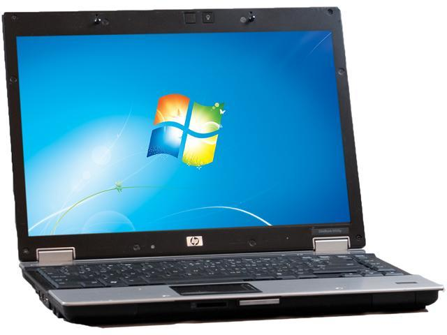 HP Laptop 6930P Intel Core 2 Duo 2.53 GHz 4 GB Memory 160 GB HDD 14.0