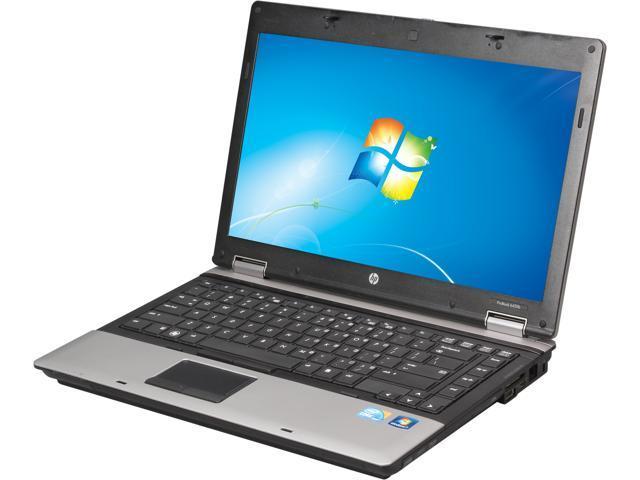 Hewlett Packard Probook 6450B Notebook with Intel Core i5 M520 2.40Ghz, 4GB RAM, 250GB HDD, DVDRW, Windows 7 Professional 64 Bit