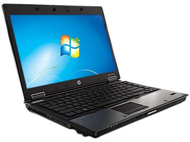 HP 8440p-4GB-500GB-W7P NotebookIntel Core i5 2.40GHz 4GB Memory 500GB HDD 14.0