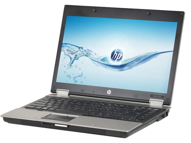 HP Laptop 8440P Intel Core i5 2.40 GHz 4 GB Memory 320 GB HDD 14.1