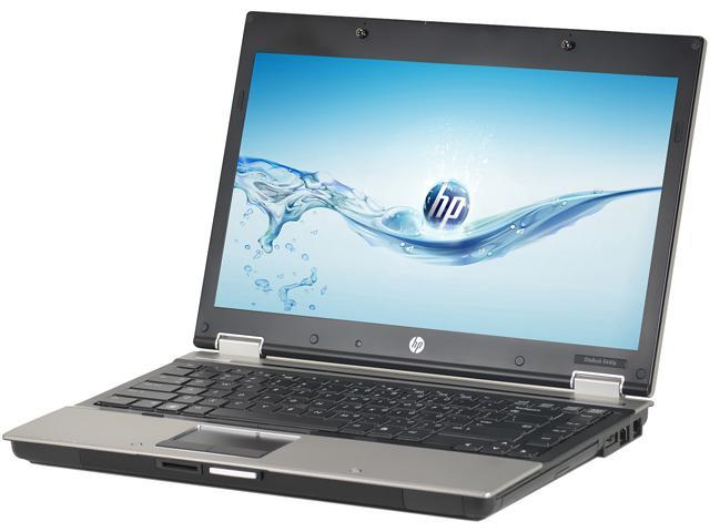 HP Laptop 8440P Intel Core i5 2.40 GHz 4 GB Memory 750 GB HDD 14.1