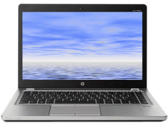 "HP EliteBook Folio 9480m 14"" LED Notebook - Intel Core i5 i5-4310U 2 GHz - Platinum"