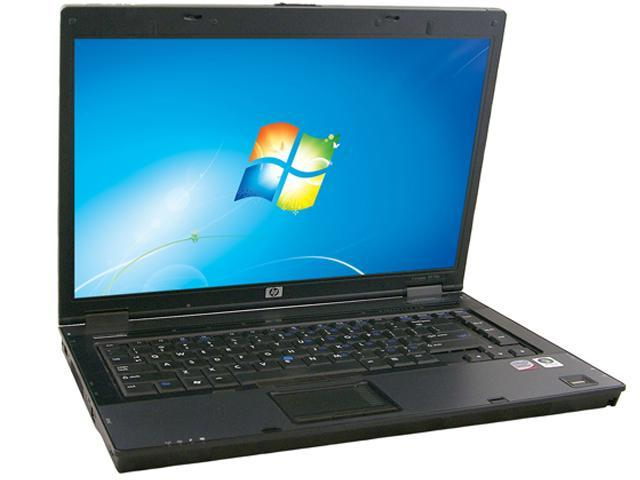 HP Laptop 8510P Intel Core 2 Duo 2.00 GHz 2 GB Memory 320 GB HDD 15.4
