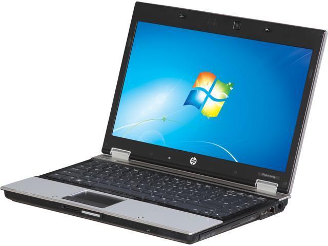 "HP EliteBook 8440P 14.1"" Notebook – Intel Core i5-520M 2.40Ghz (2.933Ghz Turbo), 4GB DDR3 RAM, 160GB HDD, DVDROM, Windows 7 Home Premium 32-Bit                    Condition Guidelines"