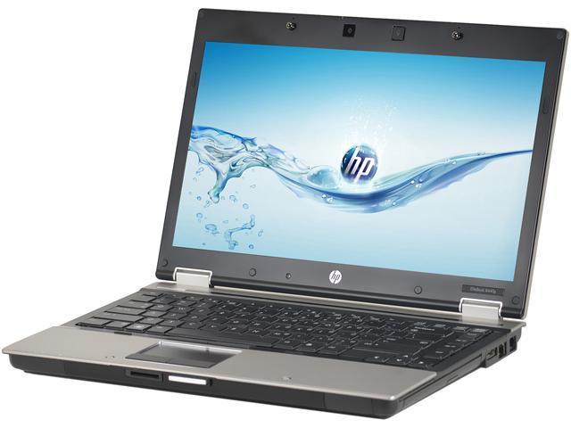 HP Laptop 8440P Intel Core i5 520M (2.40 GHz) 4 GB Memory 320 GB HDD 14.1