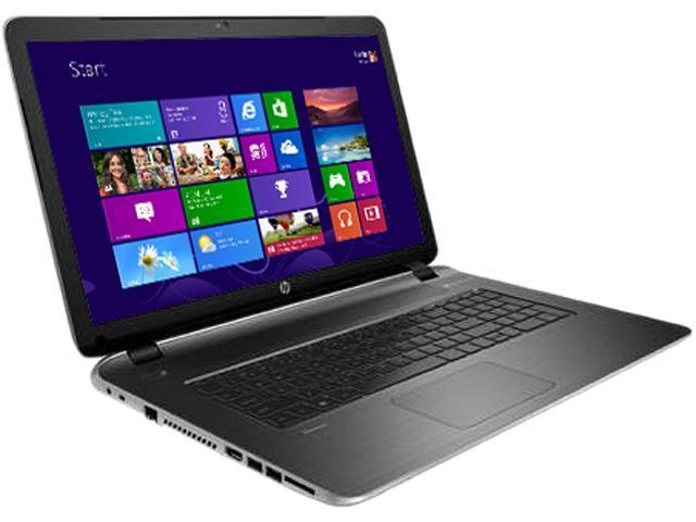 Refurbished HP Laptop Pavilion 17 F048CA AMD A10 Series