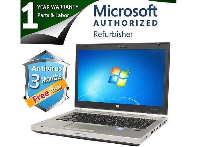 HP Laptop EliteBook 8460P Intel Core i5 2520M (2.50 GHz) 4 GB Memory 1 TB HDD 14.0