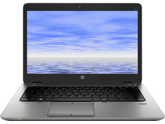 HP EliteBook 840 G2 (M5G94UT#ABA) Laptop - Intel Core i5-5200U (2.20 GHz ) 8 GB DDR3L 180 GB SSD Intel HD Graphics 5500 14