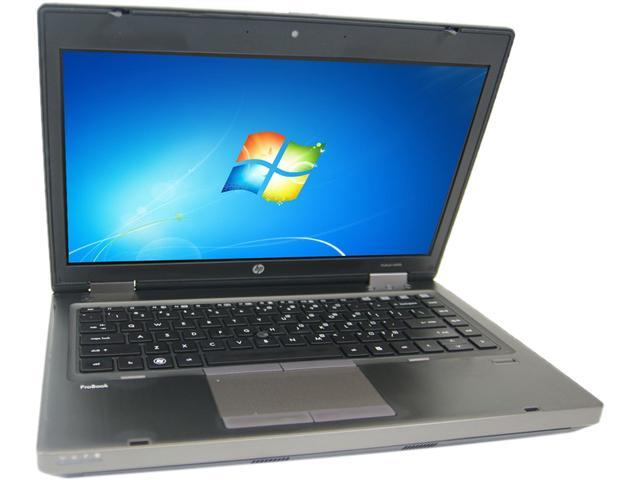 HP B Grade Laptop 6460b Intel Core i5 2520M (2.50 GHz) 4 GB Memory 750 GB HDD 14.0
