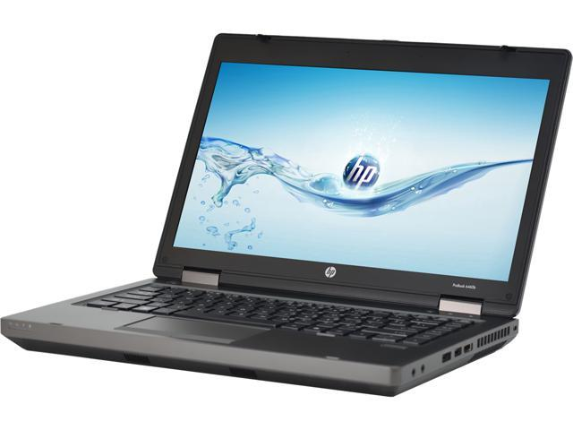 HP B Grade Laptop 6460b Intel Core i5 2nd Gen 2520M (2.50 GHz) 4 GB Memory 250 GB HDD 14.0