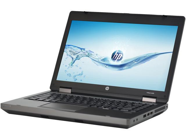 HP Laptop 6460B Intel Core i3 2310M (2.10 GHz) 4 GB Memory 320 GB HDD 14.0