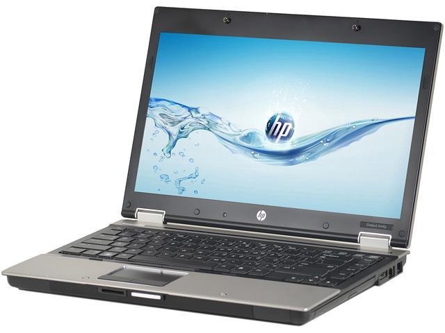 HP Laptop 8440P Intel Core i5 1st Gen 520M (2.40 GHz) 6 GB Memory 320 GB HDD 14.1