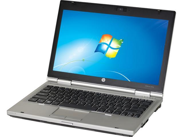 HP Laptop 2560P Intel Core i3 2310M (2.10 GHz) 4 GB Memory 320 GB HDD 12.5