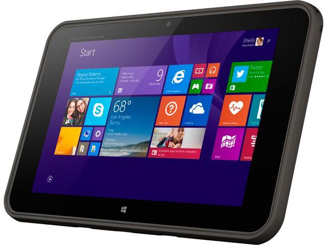 HP Pro Tablet 10 EE G1 Intel Atom 2 GB Memory 32 GB eMMC 10.1