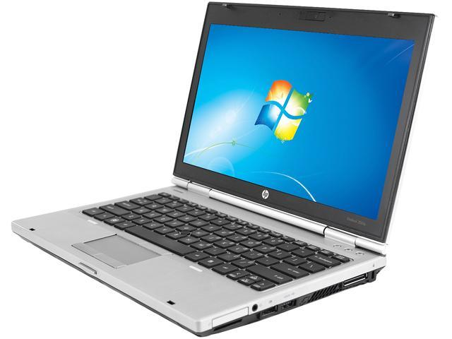 HP Laptop EliteBook 2560P Intel Core i5 2520M (2.50 GHz) 12 GB Memory 750 GB HDD 12.5