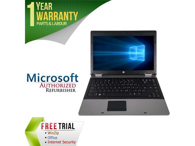 HP Laptop 6450B Intel Core i5 520M (2.40 GHz) 4 GB Memory 250 GB HDD Intel HD Graphics 14.0