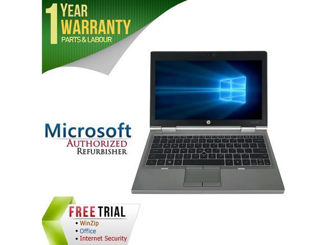 HP Laptop EliteBook 2570P Intel Core i5 3210M (2.50 GHz) 8 GB Memory 500 GB HDD 12.5