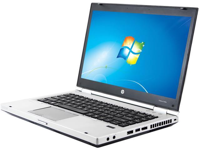 HP Laptop 8460P Intel Core i5 2520M (2.50 GHz) 6 GB Memory 500 GB HDD 14.0