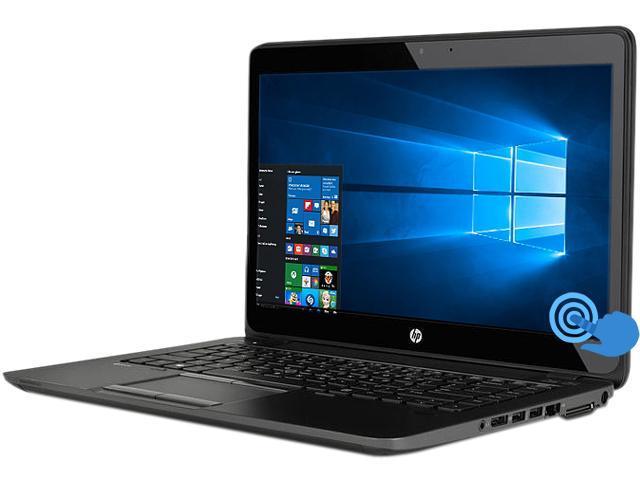 HP ZBook 14 G2 (P3E29UT#ABA) Mobile Workstation Intel Core i7 5500U (2.40 GHz) 16 GB DDR3L Memory 1 TB HDD AMD FirePro M4150 14.0