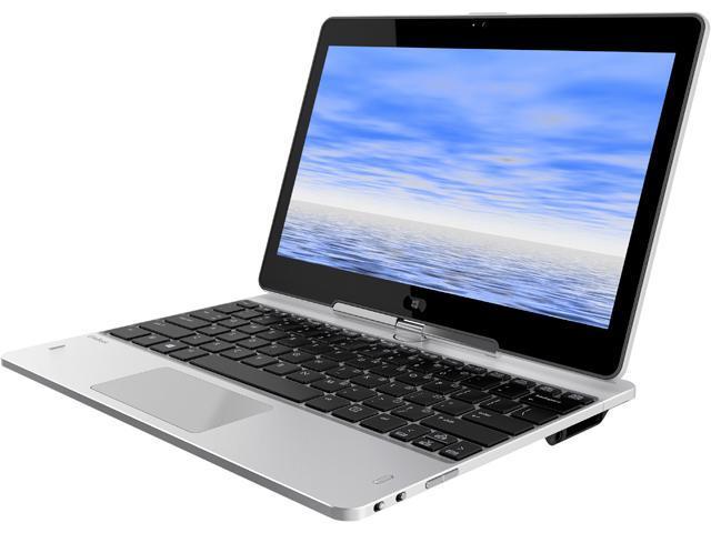 HP Bilingual Laptop EliteBook Revolve 810 G3 Intel Core i5 5200U (2.20 GHz) 4 GB Memory 128 GB SSD Intel HD Graphics 5500 11.6