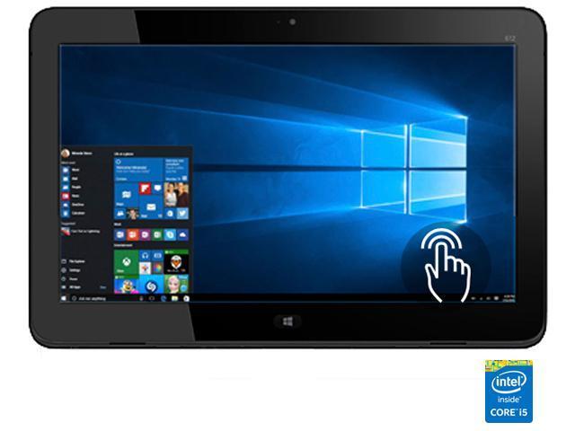HP Pro x2 612 G1 (P3E15UT#ABA) Ultrabook Intel Core i5 4302Y (1.60 GHz) 8 GB Memory 256 GB SSD Intel HD Graphics 4200 12.5