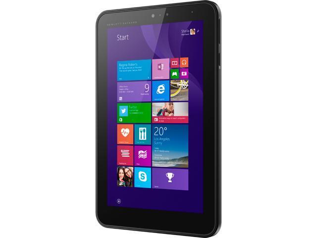 HP Pro Tablet 408 G1 (L4A36UT#ABL) Intel Atom Z3736F (1.33 GHz) 2 GB DDR3L 64 GB eMMC Intel HD Graphics 8.0