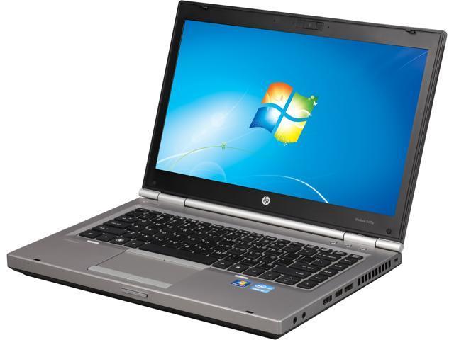 HP Laptop EliteBook 8470P 3rd Generation Intel Core i5 3320M (2.60 GHz) 4 GB Memory 128 GB SSD Intel HD Graphics 4000 14.0