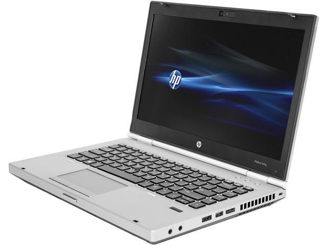 HP Laptop 8470P Intel Core i5 3320M (2.60 GHz) 8 GB Memory 256 GB SSD 14.0