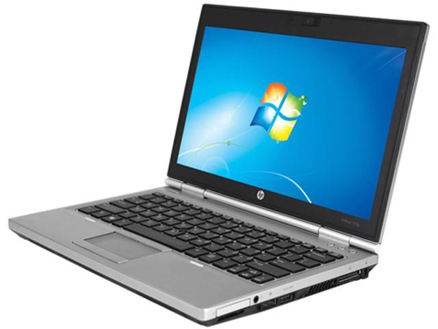 HP Laptop 2570P Intel Core i5 3rd Gen 3320M (2.60 GHz) 8 GB Memory 750 GB HDD 12.5
