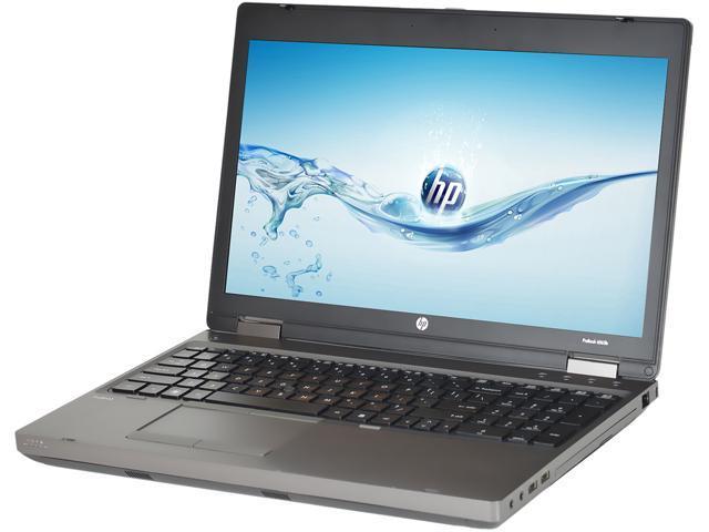 HP Laptop 6565B AMD A4-Series A4-3310MX (2.1 GHz) 6 GB Memory 500 GB HDD 15.6