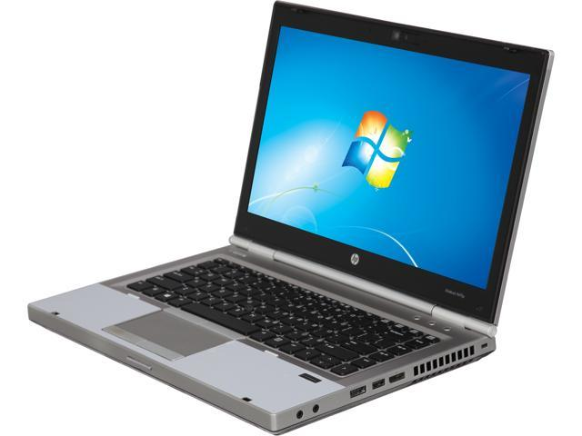 HP Laptop EliteBook 8470P Intel Core i5 3rd Gen 3320M (2.60 GHz) 4 GB Memory 320 GB HDD 14.0