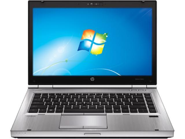 HP Laptop EliteBook 8460P Intel Core i5 2nd Gen 2520M (2.50 GHz) 4 GB Memory 500 GB HDD Intel HD Graphics 3000 14.0