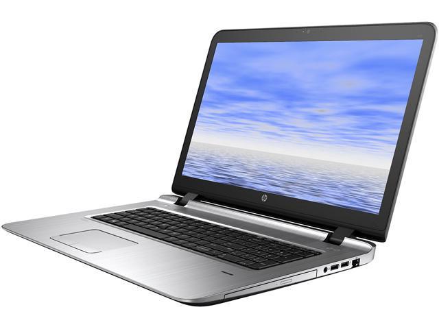 hp laptop probook 470 g3 t6d89ut aba intel core i5 6th gen 6200u ghz 8 gb memory 500 gb. Black Bedroom Furniture Sets. Home Design Ideas