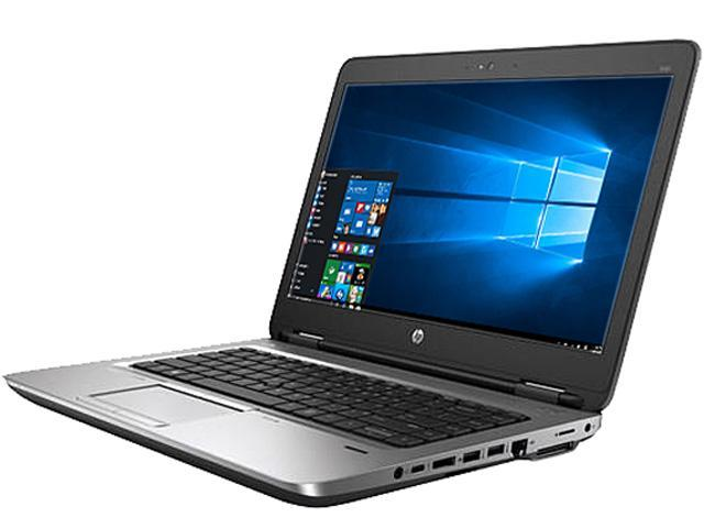 HP Laptop ProBook 640 G2 (V1P72UT#ABA) Intel Core i5 6200U (2.30 GHz) 4 GB Memory 500 GB HDD Intel HD Graphics 520 14.0