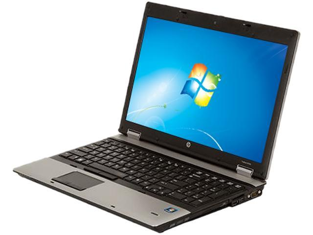 HP Laptop ProBook 6555B AMD Phenom II N930 (2.0 GHz) 4 GB Memory 250 GB HDD Integrated Graphics 15.6