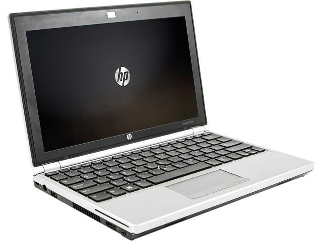 HP Laptop EliteBook 2170P Intel Core i5 3427U (1.80 GHz) 8 GB Memory 128 GB SSD 11.6