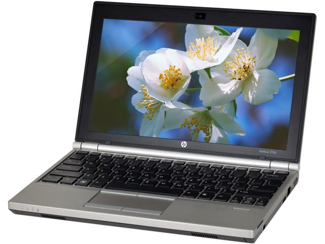 HP Laptop EliteBook 2170P Intel Core i5 3427U (1.80 GHz) 16 GB Memory 750 GB HDD 11.6