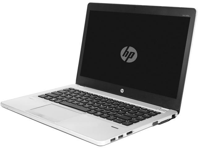 HP Laptop EliteBook Folio 9470M Intel Core i7 3687U (2.10 GHz) 8 GB Memory 240 GB SSD Intel HD Graphics 4000 14.0