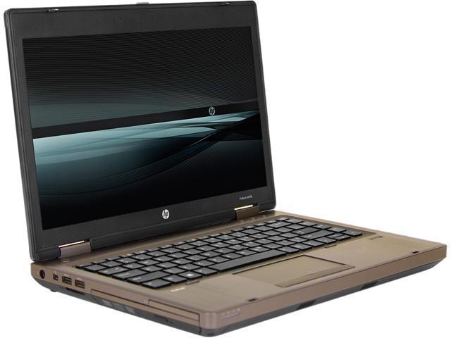 HP Laptop 6470B Intel Core i5 3320M (2.60 GHz) 6 GB Memory 128 GB SSD Intel HD Graphics 4000 14.0