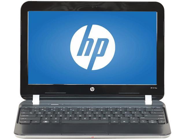 HP Grade B Laptop 3115M AMD E- Series E-450 (1.65 GHz) 2 GB Memory 320 GB HDD 11.6