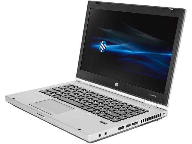 HP Grade B Laptop EliteBook 8470P Intel Core i5 3210M (2.50 GHz) 4 GB Memory 320 GB HDD Intel HD Graphics 4000 14.0