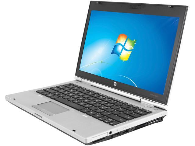 HP Laptop EliteBook 2560P Intel Core i7 2nd Gen 2620M (2.70 GHz) 16 GB Memory 256 GB SSD Intel HD Graphics 3000 12.5