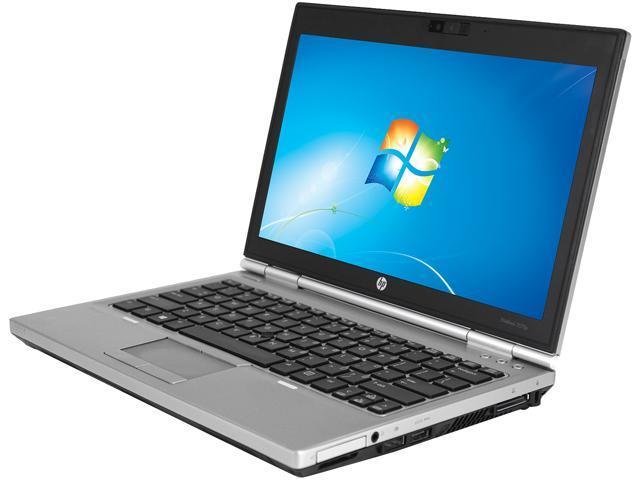 HP Laptop EliteBook 2570P Intel Core i7 3520M (2.90 GHz) 8 GB Memory 128 GB SSD Intel HD Graphics 4000 12.5