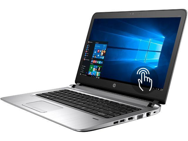 HP Laptop ProBook 440 G3 (T1B56UT#ABA) Intel Core i5 6200U (2.30 GHz) 8 GB Memory 500 GB HDD Intel HD Graphics 520 14.0