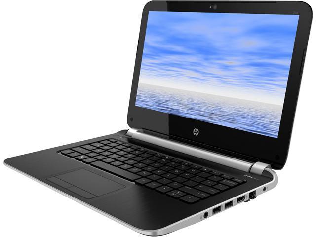 HP 210 G1 (T6D80UT#ABA) Laptop Intel Atom x5-Z8300 (1.44 GHz) 4 GB LPDDR3 64 GB SSD 10.1