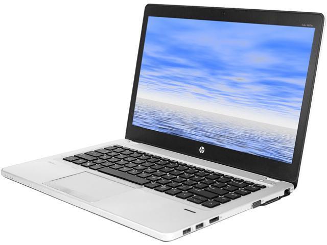HP Laptop Folio 9470M Intel Core i5 3437U (1.90 GHz) 4 GB Memory 128 GB SSD 14.0