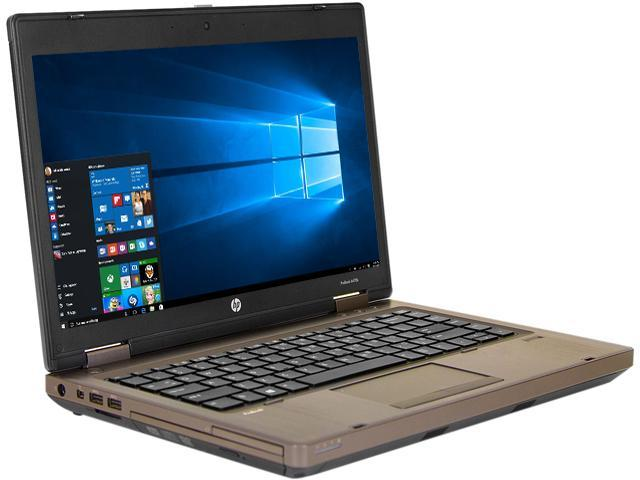 HP Laptop 6470B Intel Core i5 3320M (2.60 GHz) 4 GB Memory 128 GB SSD 14.0